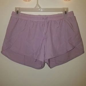 NWT Light Purple Shorts